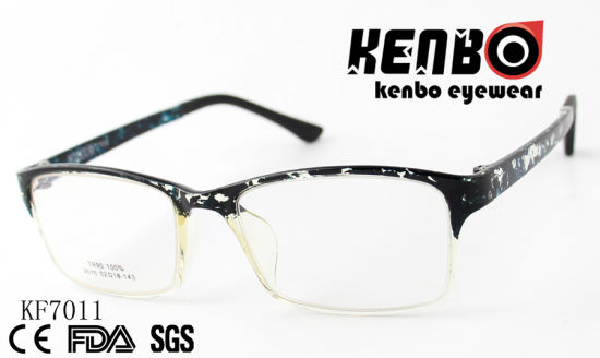 High Quality PC Optical Glasses Ce FDA Kf7011