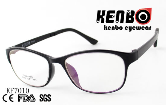 High Quality PC Optical Glasses Ce FDA Kf7010