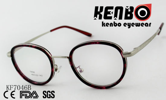 High Quality PC Optical Glasses Ce FDA Kf7046b