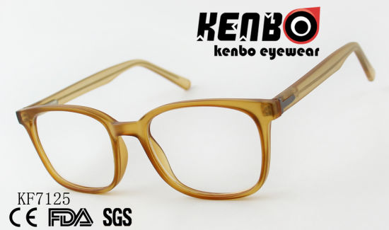 High Quality PC Optical Glasses Ce FDA Kf7125
