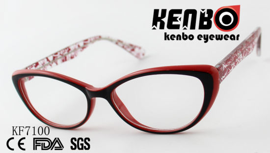 High Quality PC Optical Glasses Ce FDA Kf7100